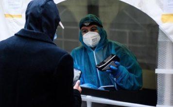 Νεκροί κρούσματα παγκοσμίως πανδημία