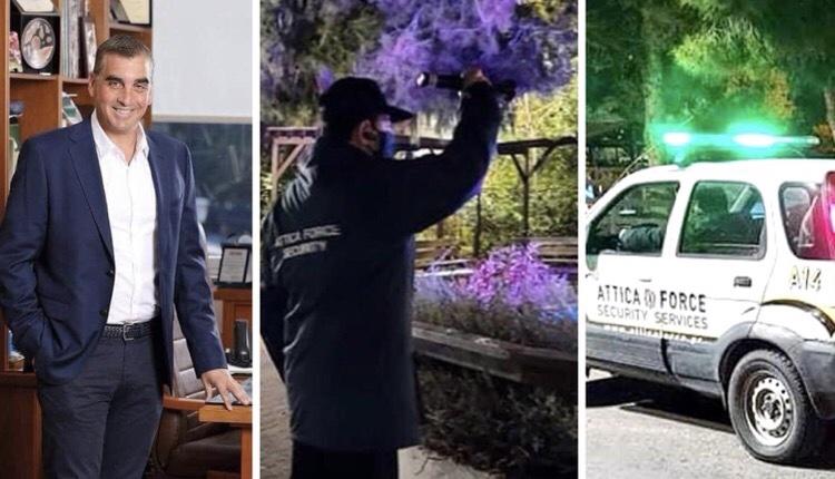 Γιάννης Κωνσταντάτος θωρακίζει την πόλη εταιρεία φύλαξης