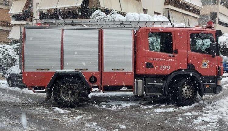 Δήμος Καλλιθέας Πυροσβεστικό Σώμα ευχαριστεί