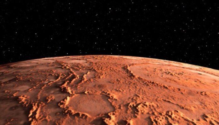 Άρης κάποτε νερό