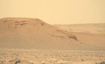 Απρόσμενα μεγάλος πυρήνας Άρη