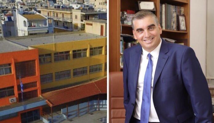 Γιάννης Κωνσταντάτος προσεισμικός έλεγχος Σχολεία Δημόσια Κτίρια Αθλητικά Κέντρα