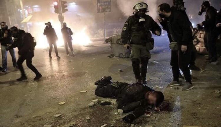 Νέα Σμύρνη ανάμεσα συλληφθέντες δράστες