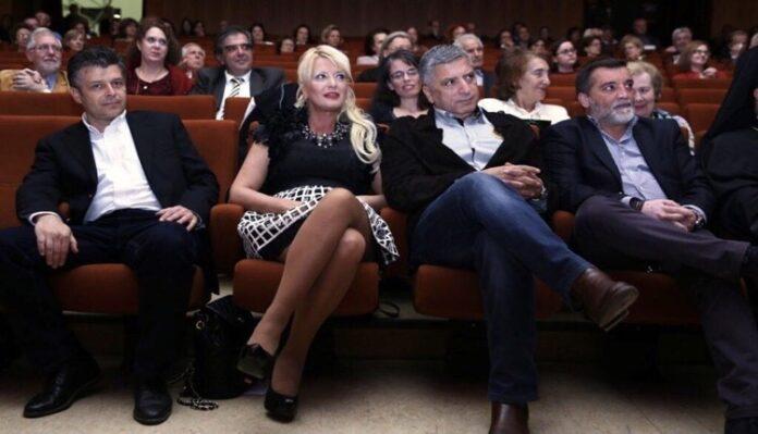 Χώρισαν επίσημα Γιώργος Μαρίνα Πατούλη