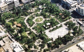 Αναβαθμίζεται πλατεία Δαβάκη