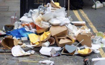 17% φαγητού καταλήγει σκουπίδια