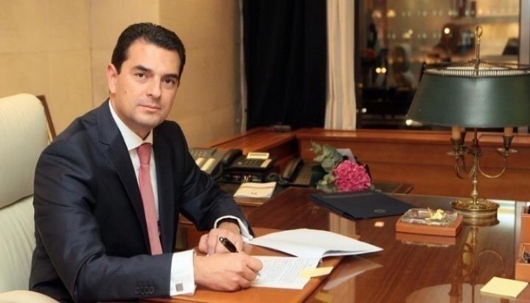 Κ. Σκρέκας Σύζευξη ελληνικής ηλεκτρικής ενέργειας βουλγαρική